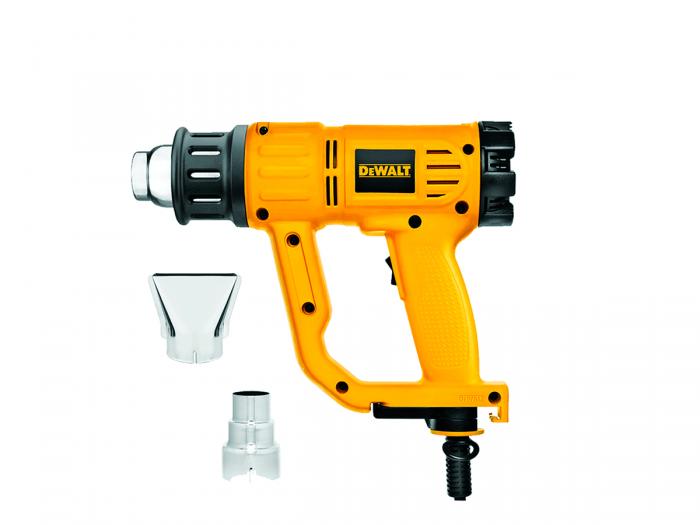DeWALT 1.800 Watt Heißluftpistole   D26411-QS 1