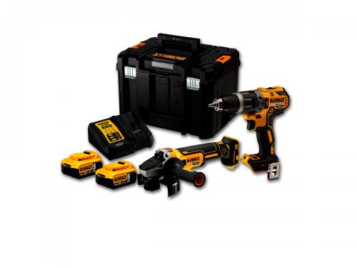 DeWALT 18 V Kombopack 2 | DCK2080P2T-QW 3