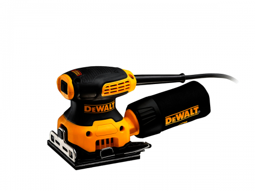 DeWALT 108 x 115 mm Vibrationsschleifer | DWE6411-QS 1