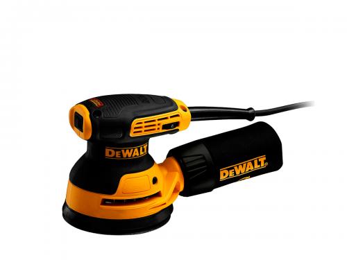DeWALT 125 mm Exzenterschleifer | DWE6423-QS 2