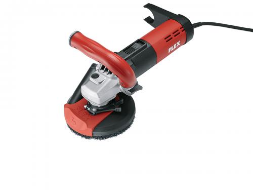 LDE 15-10 125 R | Kompakter Sanierungsschleifer, variable Drehzahl randnah, staubfrei, 125 mm 10
